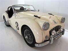 Oferta coche de segunda mano: Triumph TR3 MK1 Rally WWW.CARROSSO.EU, € 36.800,-, Gasolina, Manual de 06/1956 en OLDEMARKT, 9.134 km, 74 kW