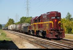 RailPictures.Net Photo: LIRC 2006 Louisville & Indiana Railroad EMD GP38-3 at Louisville, Kentucky by Alex L. Moss