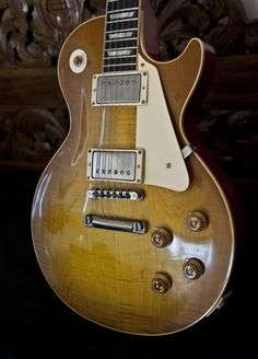 Gibson Les Paul Historic R8