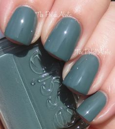 Vested Interest is my new favorite color:  Essie Fall 2013 Collection Swatches