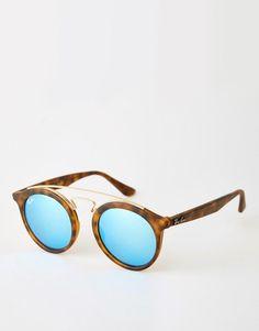 5b76017f679c Ray-Ban Gatsby Round Mirror Sunglasses -  130.00