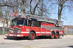 Chicago FD Truck 60.