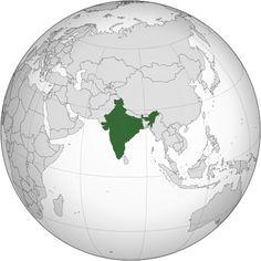 Archivo: India (proyección ortográfica)-2.svg