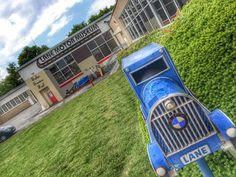 5 Cool Places to Visit in Nashville - Lane Motor Museum