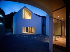 A House made of Two by naf architect & design | Detached houses