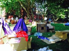 Pop-Up Adventure Playgrounds are free, public celebrations of child-directed play | Inhabitots