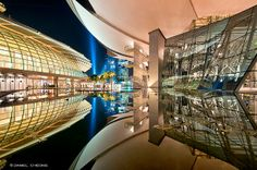 Museum of Art & Science in Singapore