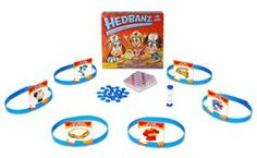 Board Games and Speech Therapy: Hedbanz