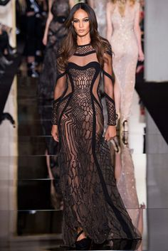 Atelier Versace Spring 2015 Couture Fashion Show: Complete Collection - Style.com