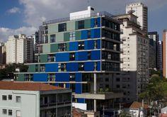 Edifício Comercial João Moura | Nitsche Arquitetos