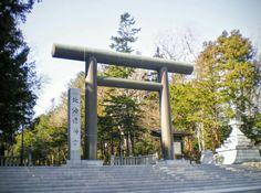 Sapporo japan 北海道神宮2015 東方鳥居✨