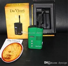 Cool Clone Davinci Kit For Vape Dry Herb Wax E Solid Vaporizer Davinci 2200mah 11v Oled Screen Da Vinci Ecigs Vs Snoop Dogg G Pro Dhl Free E Vaporizer Starter Kit Electric Starter Kit From Dyecigs, $42.22| Dhgate.Com