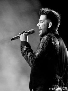 AdamLambert blowing minds at Madison Square Garden!!!!