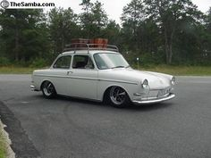 1964 Volkswagen Type III Notchback