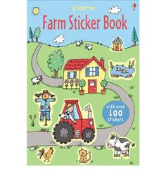 Encourages children to fill in the fun farm and trucking scenes using the colourful stickers provided. This title includes hundreds of stickers to choose from.