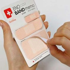 Band-Aid Sticky Notepad/Memo