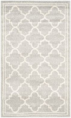 These beautiful and affordable farmhouse style area rugs are perfect for any room in your home--living room, bedroom and even the dining room!