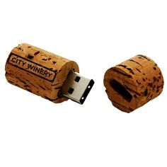 City Winery USB Cork w/ Pre Loaded Tunes! Cute with songs from the wedding.