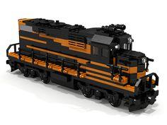 locomotive_korean_daystar | Flickr - Photo Sharing!