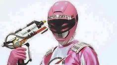 Power Ranger rosa meme