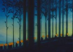 Albert Hurter was primarily responsible for the movie's art direction, aided of course by Ferdinand Hovarth and Gustaf Tenggee. The Most Visually Beautiful Animated Films: Tom Y Jerry, Fantasia Disney, Harry Potter, Old Soul, Teaching Music, Music Education, Animation Film, Disney Art, Short Film