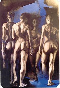 Alfredo Araujo Santoyo, Pintores| ColArte | Colombia