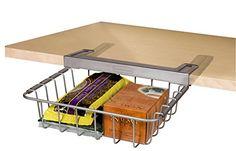 Rubbermaid Slide-Out Under-Shelf Storage Basket, Titanium (FG1H3200TITNM) Rubbermaid http://www.amazon.com/dp/B0018DV796/ref=cm_sw_r_pi_dp_a2hBvb0HCZJHP