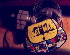 ¡ Santas bandoleras Batman !