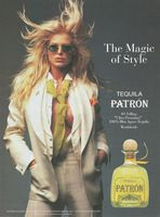 Tequila Patron 2001 Ad Picture