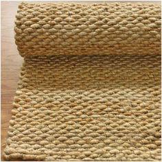 nuLOOM Handmade Natural Jute Rug (10' x 14')