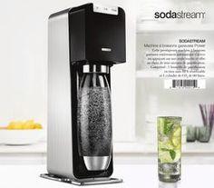 Machine à boissons gazeuses Power SODASTREAM de