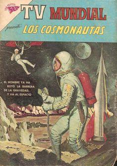 TV Mundial: Los Cosmonautas