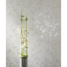 des plumes sur vos murs gr ce ce papier peint leroy merlin http www m. Black Bedroom Furniture Sets. Home Design Ideas