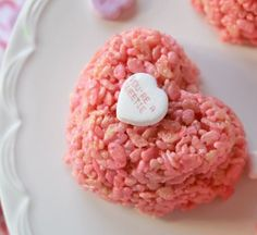 Crispy rice cereal and mini marshmallows come together to make these pretty pink treats that can be whipped up in a snap! They make the perfect after school snack for your littlest sweethearts. Continue reading →
