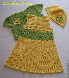 Cute babies Baby Boy (Bear) at Gullringstorp Cute kids dress Crochet Baby Dress Pattern, Baby Dress Patterns, Baby Girl Crochet, Crochet Baby Clothes, Baby Knitting Patterns, Crochet For Kids, Knit Crochet, Crochet Potholders, Baby Sweaters
