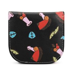 Women Cute Graffiti Short Wallet Mini Card Holder  Worldwide delivery. Original best quality product for 70% of it's real price. Hurry up, buying it is extra profitable, because we have good production sources. 1 day products dispatch from warehouse. Fast & reliable shipment (7-25...