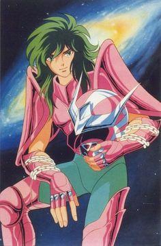 Saint Seiya - Andromeda Shun
