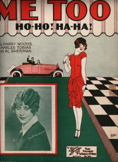 Annette Hanshaw was one of the first great female jazz singers in the 1920s