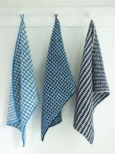 Geschirrtücher gestrickt purl soho | products | item | yarn for slip stitch dishtowels (purl soho)