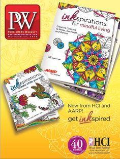 On the cover of Publishers Weekly! :)
