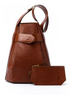 0d6628135295 LV- brown epi leather  Sac D epaule  satchel