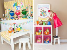 """Easter Party Ideas Inspired by """"HOP"""" the Movie"""