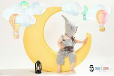 dream_i_studio#ilovedreamistudio, #baby, #moon, #1yr. #boy, #birthday, #birthdayboy, #한살, #달, #베이비, #스튜디오