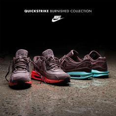"Nike Air Max Lunar 90 QS ""Burnished Collection"""