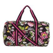 Vera Bradley duffel bag. Unsure the name of this color but I really like it