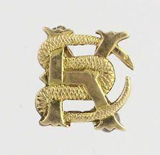 Sigma Kappa's New Member Pin