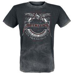 Seek And Destroy - T-Shirt by Metallica