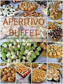 Ogni riccio un pasticcio - Blog di cucina: idee economiche per un aperitivo-buffet