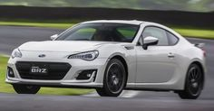 Take A Look At The 2017 Subaru BRZ With New Image Gallery #Galleries #New_Cars
