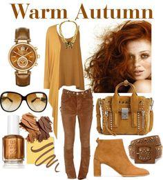 Warm Autumn - Casual